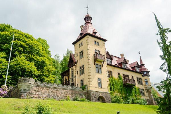 Slottsvillan